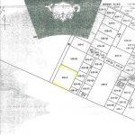 苫小牧市字美沢419-4 土地(公図)