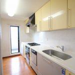 食洗器付きシステムキッチン(キッチン)