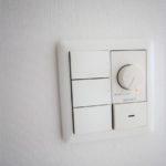 調光機能付き照明スイッチ